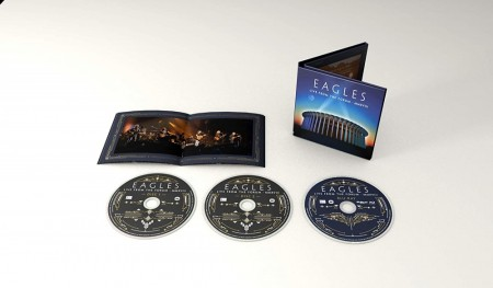 Eagles: Live From Forum - MMXVIII