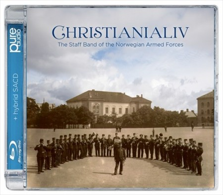 The Staff Band Of The Norwegian Armed Forces & Ole Kristian Ruud: CHRISTIANIALIV
