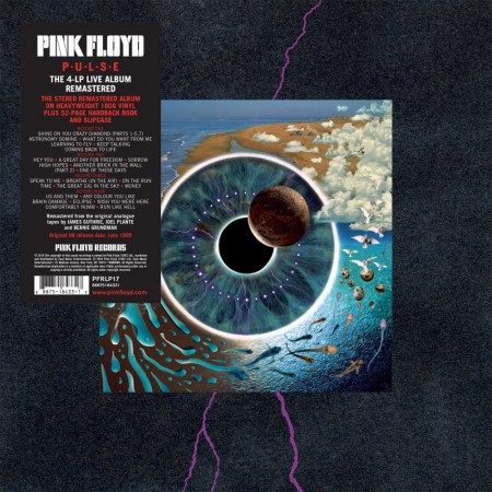Pink Floyd: PULSE -  Remastered