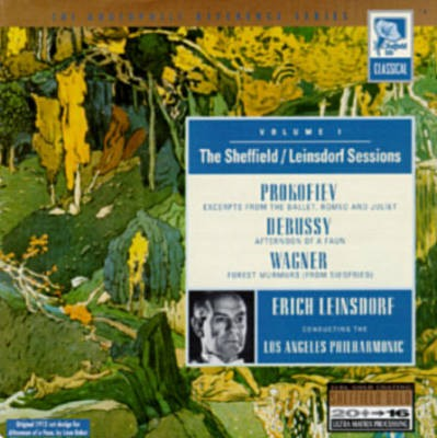 L.A. Philharmonic: The Sheffield / The Leinsdorf Sessions, Vol.I