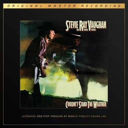 Stevie Ray Vaughan: Couldn't Stand The Weather - ONE STEP PRESSING