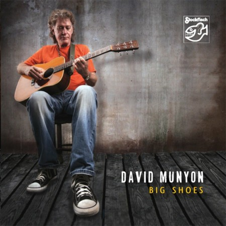 David Munyon: Big Shoes