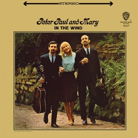 Peter, Paul and Mary: In The Wind
