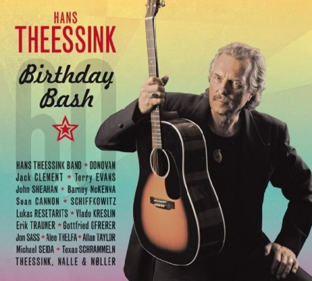 Hans Theessink: Birthday Bash