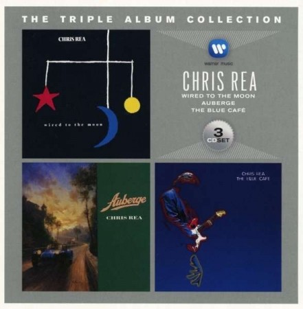Chris Rea: Triple Album Collection