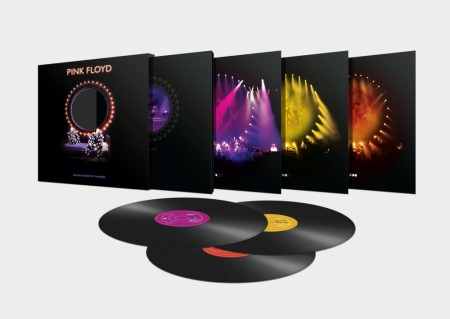 Pink Floyd: Delicate Sound Of Thunder - Restored  Re-Edited  Remixed - 3LP + Book