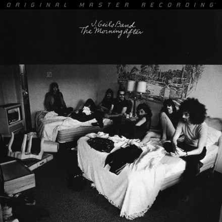 J. Geils Band: The Morning After