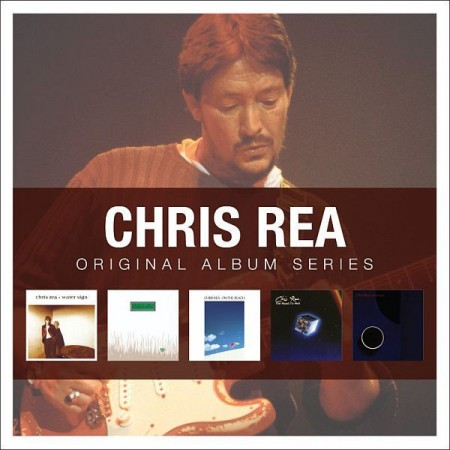Chris Rea: Original Album Series