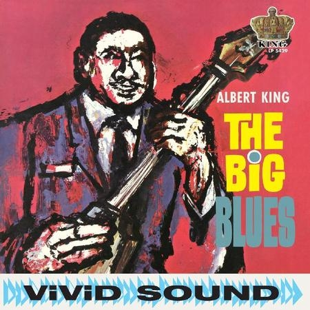 Albert King: The Big Blues (Red Vinyl)