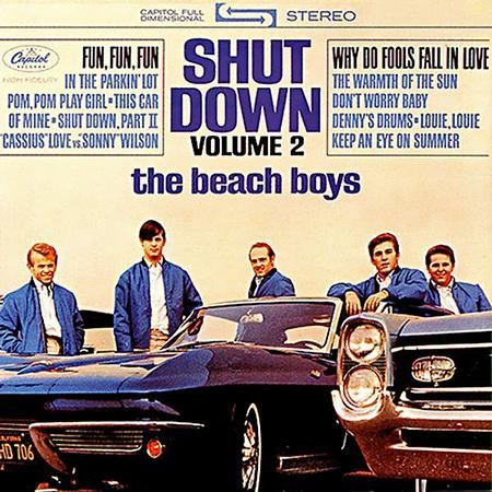 The Beach Boys: Shut Down Vol. 2 - Stereo