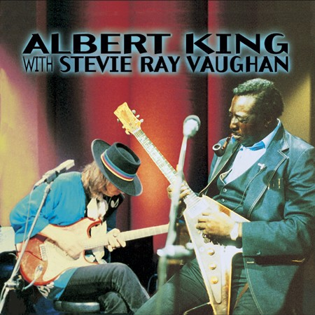 Albert King With Stevie Ray Vaughan: In Session