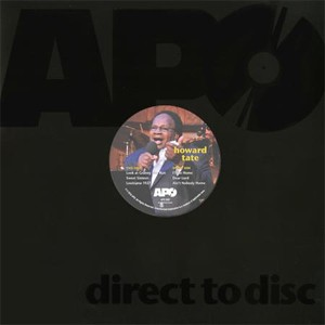 Howard Tate: Howard Tate Direct-To-Disc