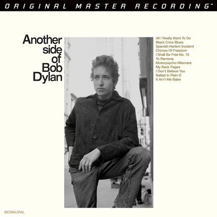 Bob Dylan: Another Side Of Bob Dylan - Mono
