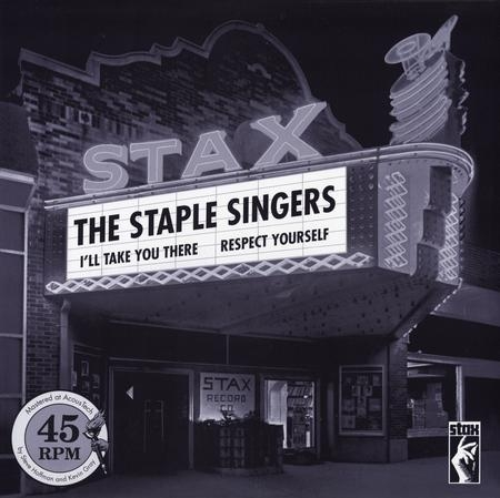 The Staple Singers: Hit Singles