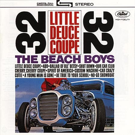The Beach Boys: Little Deuce Coupe - Stereo