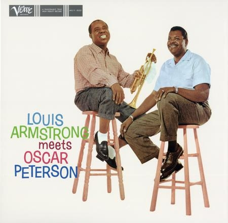 Louis Armstrong: Louis Armstrong Meets Oscar Peterson - Remastered