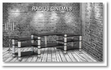 Solid Tech: Radius - CINEMA 8