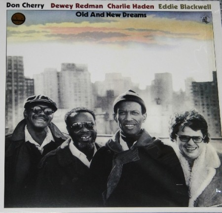 Don Cherry, Dewey Redman, Charlie Haden, Eddie Blackwell: Old And New Dreams