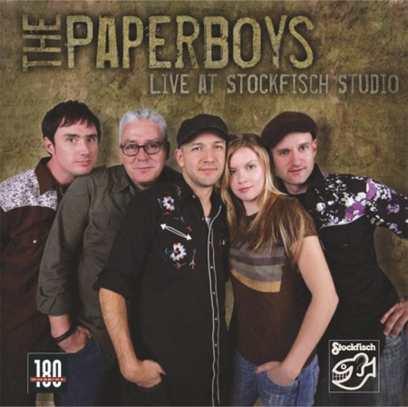 The Paperboys: Live At Stockfisch Studio