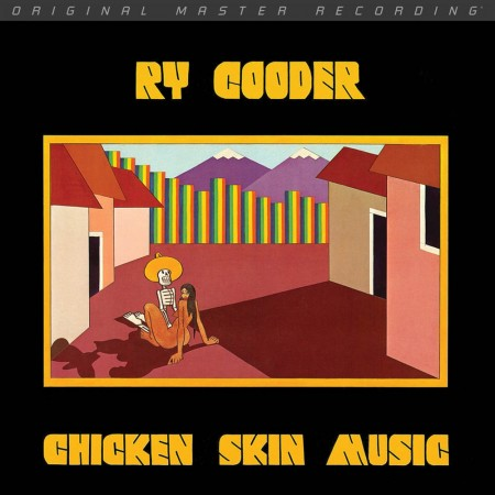 Ry Cooder: Chicken Skin Music