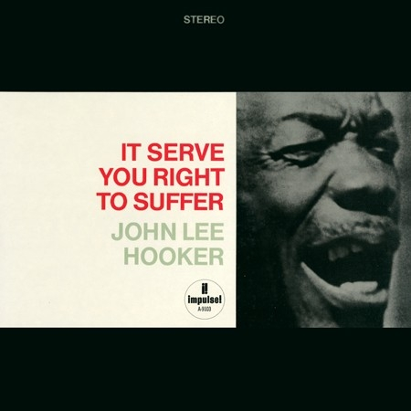John Lee Hooker: It Serve You Right To Suffer