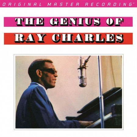 Ray Charles: The Genius Of Ray Charles - Mono