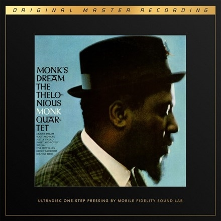 The Thelonious Monk Quartet: Monk´s Dream - 2 LP Box