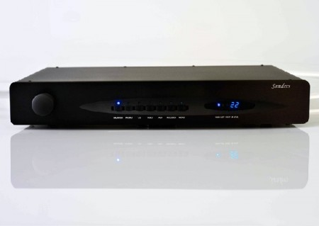 Sanders Sound Systems: Preamplifier