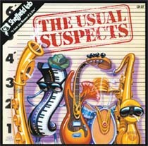 Sheffield Collections: Diverse Artister -The Usual Suspects