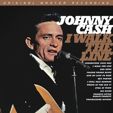 Johnny Cash: I Walk The Line - MONO
