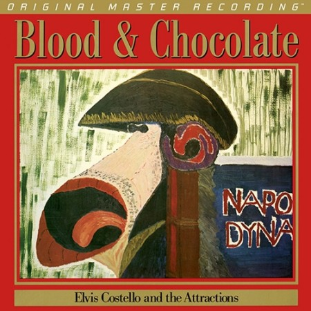 Elvis Costello: Blood And Chocolate