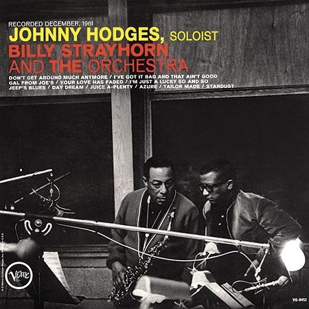 Johnny Hodges: Johnny Hodges With Billy Strayhorn