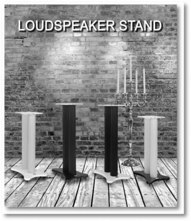 Solid Tech: Loudspeaker Stand