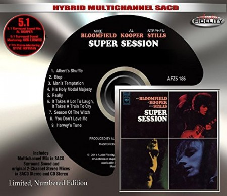 Mike Bloomfield, Al Kooper, Mike Stills: Supersession