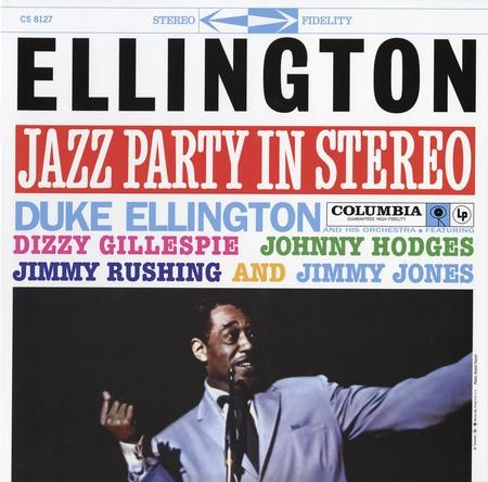 Duke Ellington: Jazz Party In Stereo