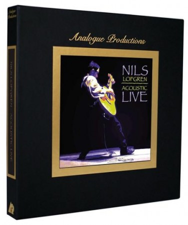 Nils Lofgren: Acoustic Live - 4 LP BOX