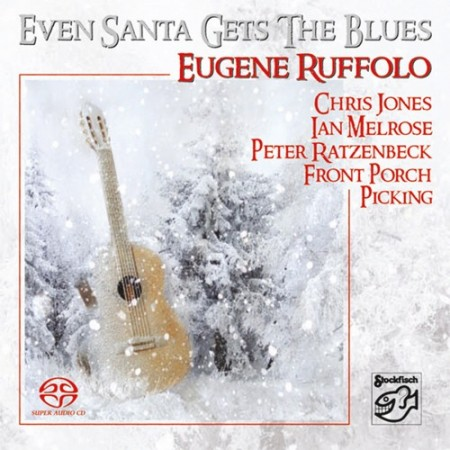 Eugene Ruffolo: Even Santa Gets The Blues