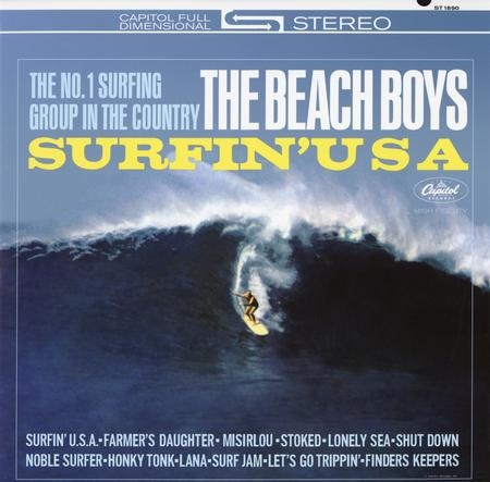 The Beach Boys: Surfin' USA - Mono