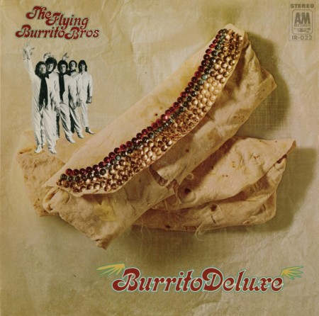 The Flying Burrito Bros: Burrito Deluxe