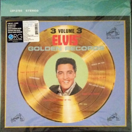 Elvis Presley: Elvis´ Golden Records Volume 3