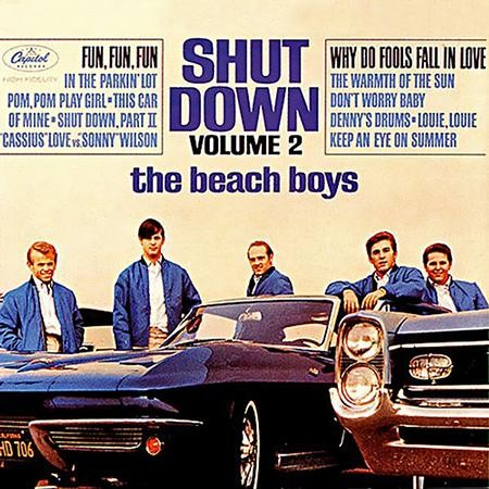 The Beach Boys: Shut Down Vol. 2 - Mono