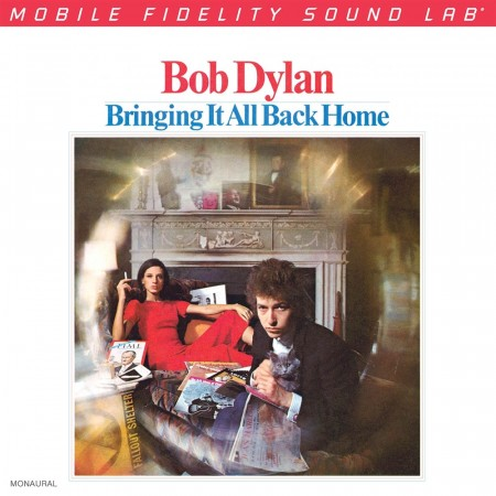 Bob Dylan: Bringing It All Back Home - Mono