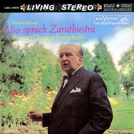 Fritz Reiner - Richard Strauss: Also Sprach Zarathustra
