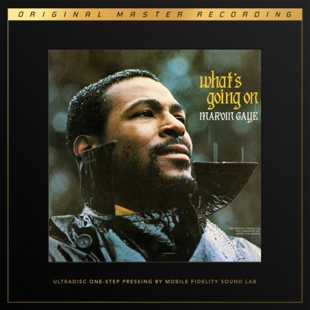 Marvin Gaye: What´s Going On - Limited Edition Ultra Disc One-Step