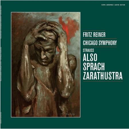 Fritz Reiner / Chicago Symphony: STRAUSS / Also Sprach Zarathustra