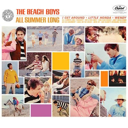 The Beach Boys: All Summer Long - Mono