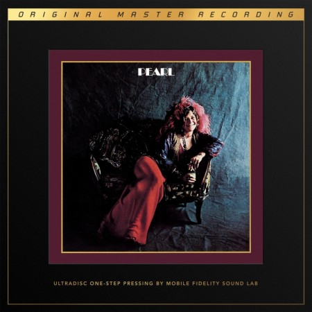 Janis Joplin: PEARL -  ULTRADISC ONE-STEP. Limited Edition!
