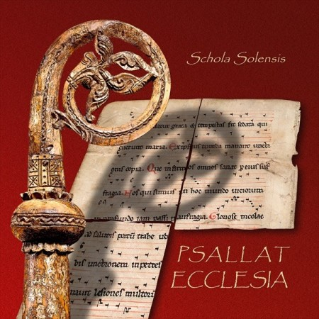 Schola Solensis: Psallat Ecclesia - sequences from medieval Norway
