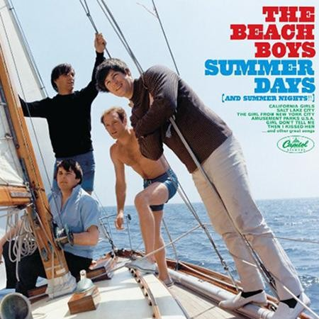 The Beach Boys: Summer Days (And Summer Nights!!) - Stereo