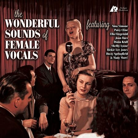 Various Artists: The Wonderful Sounds Of Female Vocals